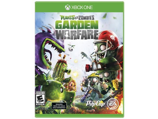 Plants vs Zombies Garden Warfare Xbox One