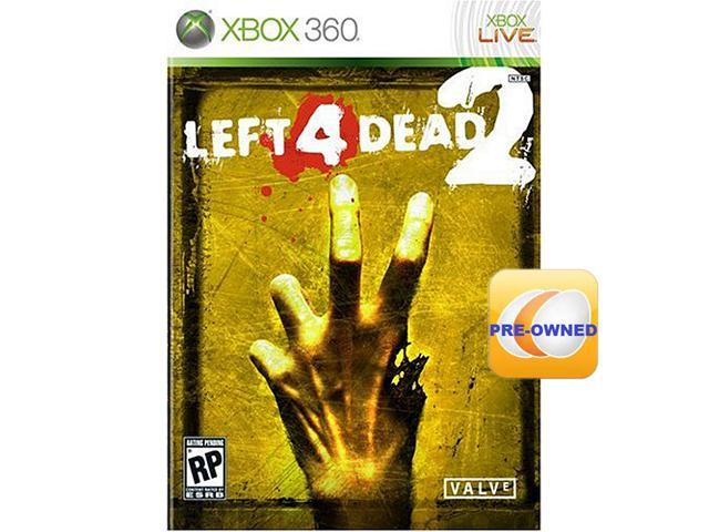 PRE-OWNED Left 4 Dead 2 Xbox 360