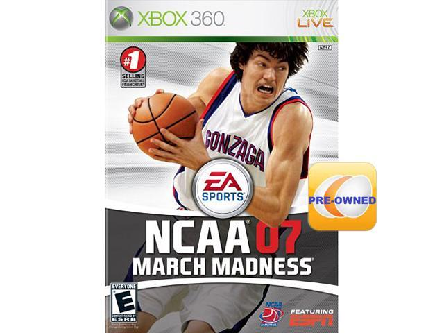 PRE-OWNED NCAA March Madness 07 Xbox 360