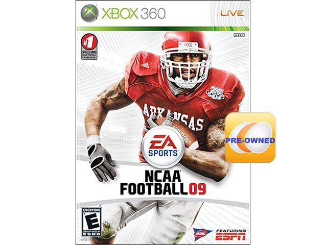 Pre-owned NCAA Football 09 Xbox 360