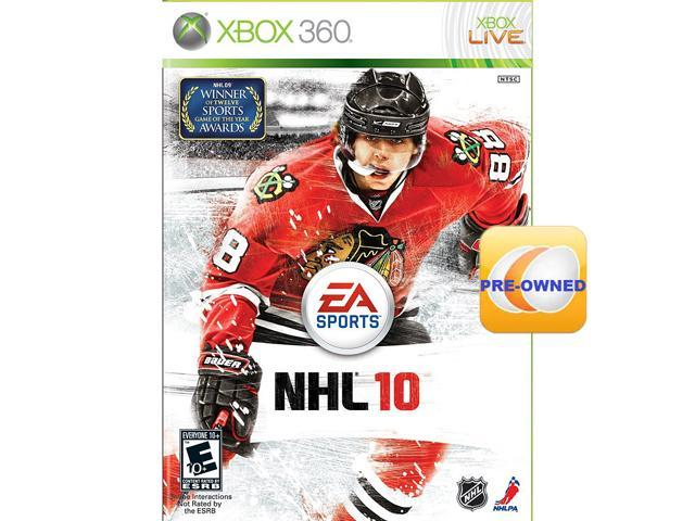 Pre-owned NHL 10 Xbox 360