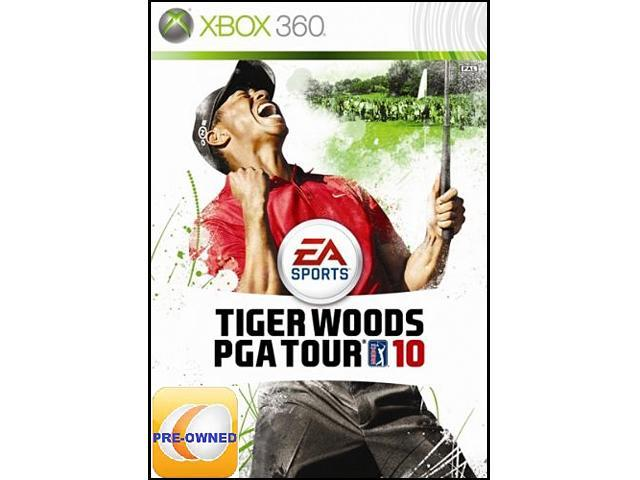 Pre-owned Tiger Woods PGA Tour 10 Xbox 360