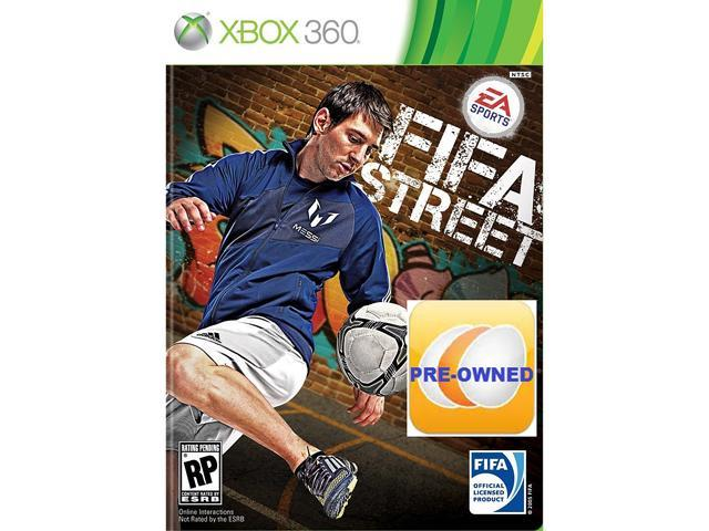 Pre-owned FIFA Street Xbox 360