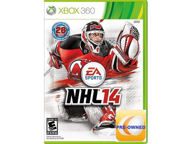 PRE-OWNED NHL 14 Xbox 360