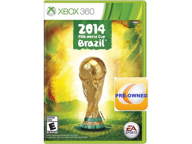 PRE-OWNED 2014 FIFA World Cup Brazil Xbox 360