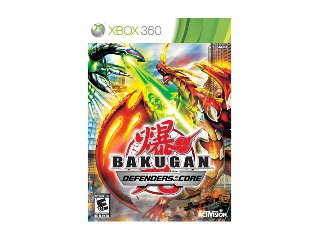 Bakugan Battle Brawlers: Defenders of the Core Xbox 360