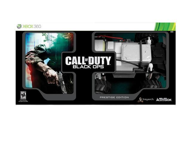 Call of Duty Black Ops Prestige Edition Xbox 360 Game