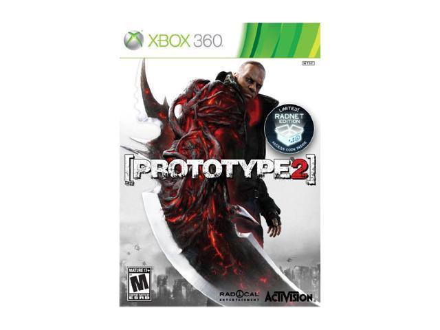 Prototype 2 Xbox 360 Game