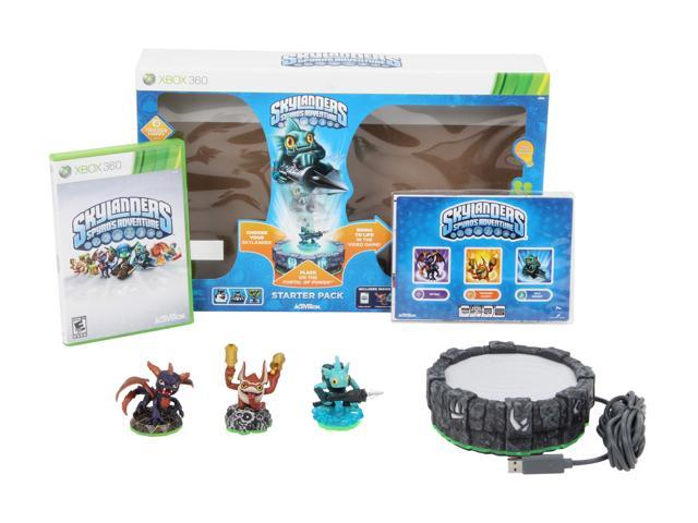 Skylanders Spyro's Adventure pack Xbox 360 Game