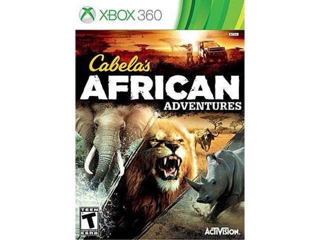 Cabela's African Adventures Xbox 360