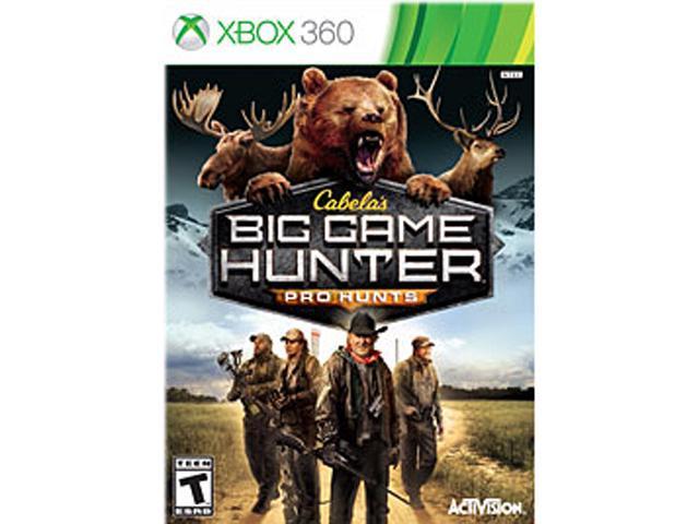 Cabela's Big Game Hunter: Pro Hunts Xbox 360