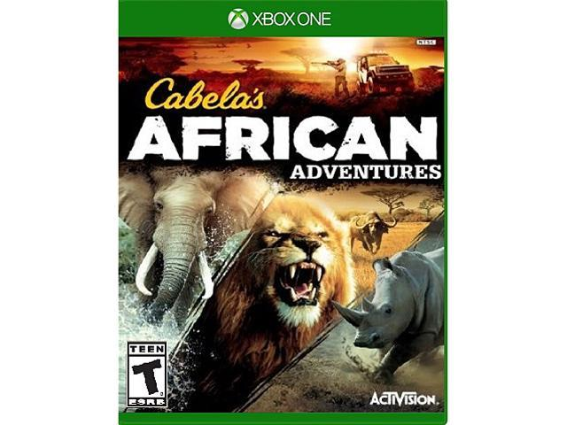 Cabelas African Adventures Xbox One