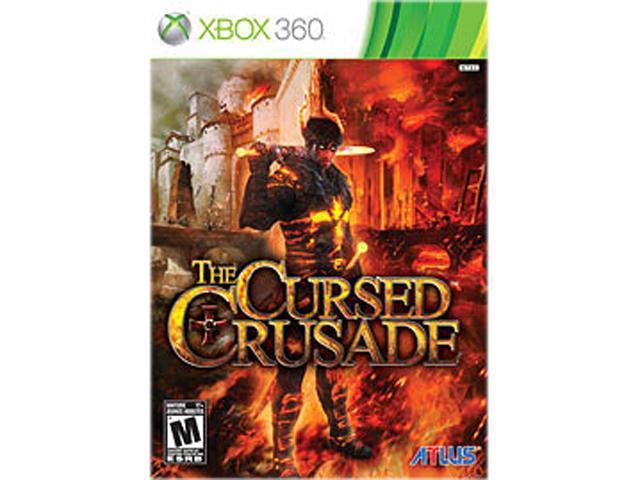 Cursed Crusade Xbox 360 Game