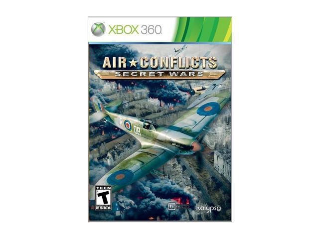 Air Conflicts: Secret Wars Xbox 360 Game