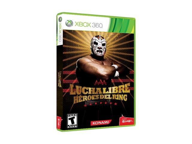 Lucha Libre AAA: Heroes of the Rin Xbox 360 Game