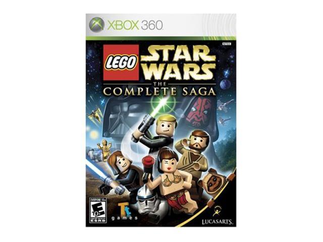 Lego Star Wars: The Complete Saga Xbox 360 Game