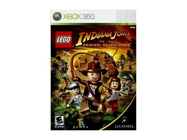 Lego Indiana Jones: The Original Adventures Xbox 360 Game