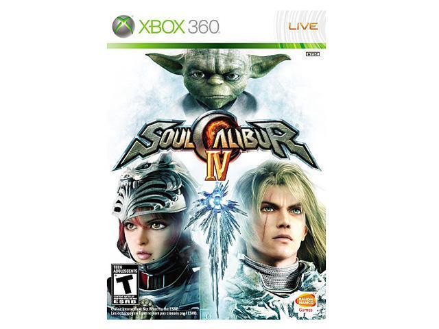 Soul Calibur IV Xbox 360 Game