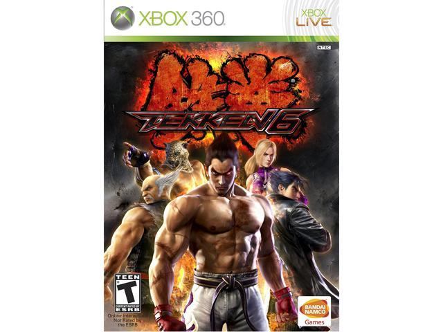 Tekken 6 Xbox 360 Game
