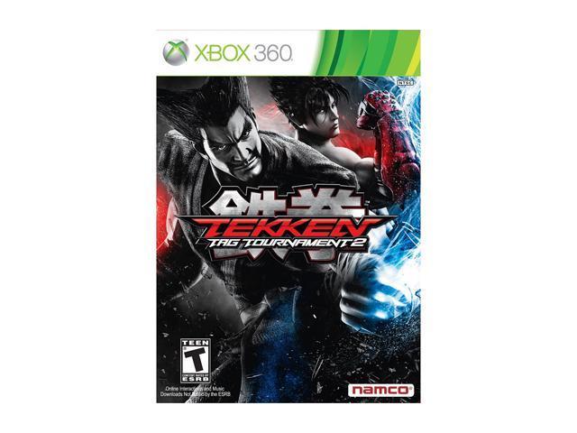 Tekken Tag Tournament 2 Xbox 360 Game