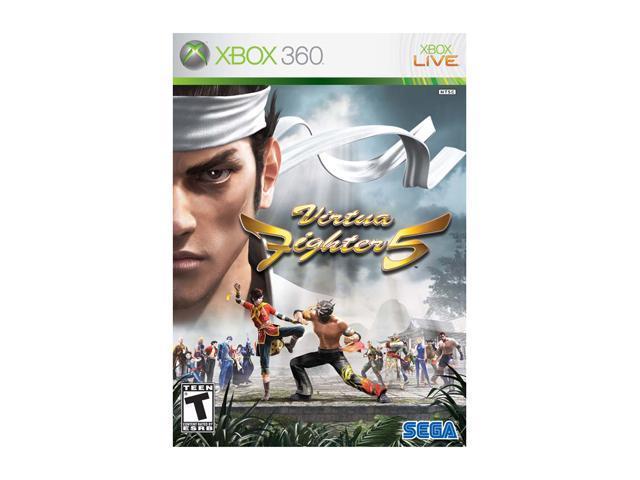 Virtua Fighter 5 Xbox 360 Game
