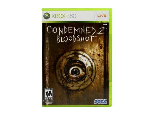 Condemned 2: Bloodshot Xbox 360 Game