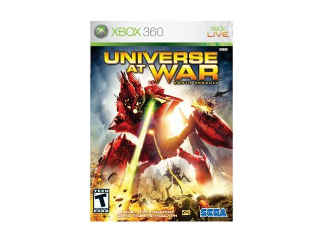 Universe At War: Earth Assault Xbox 360 Game