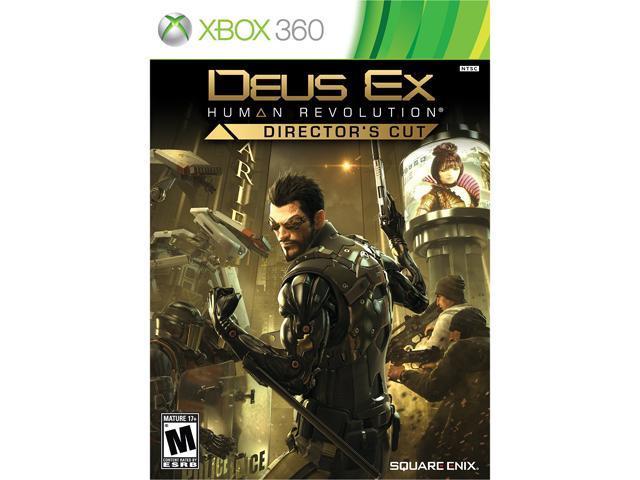 Deus Ex Human Revolution: Director's Cut Xbox 360 Game