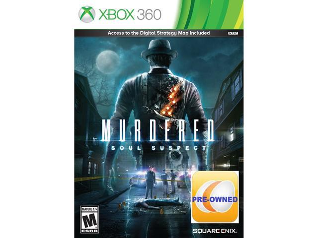 PRE-OWNED Murdered: Soul Suspect Xbox 360