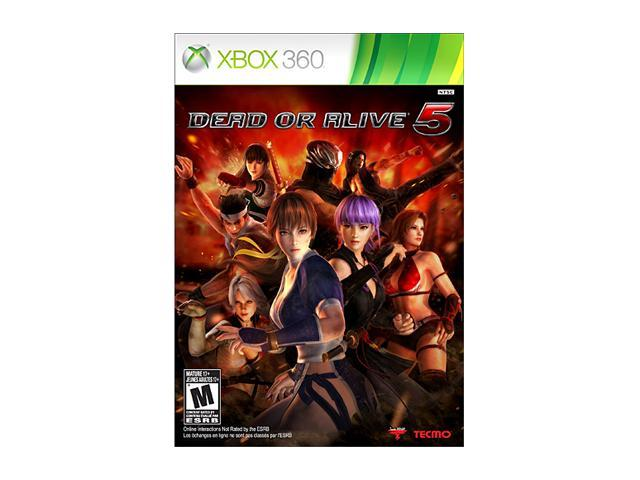 Dead or Alive 5 Xbox 360 Game