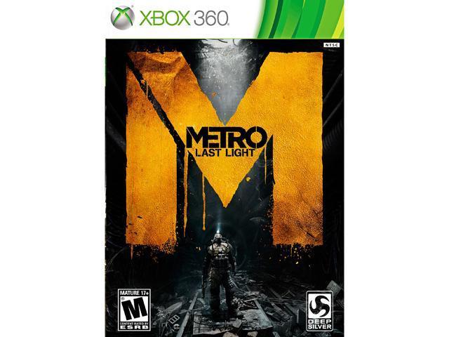 Metro: Last Light Xbox 360 Game