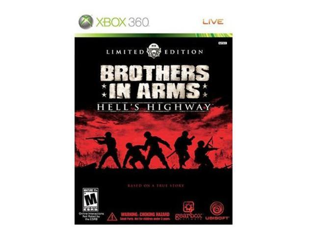 Brothers in Arms: Hell's Highway Limited Edition Xbox 360 Game