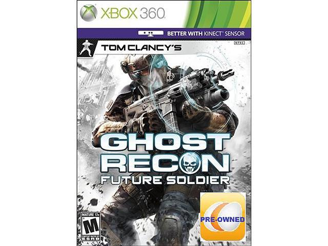 Pre-owned Tom Clancy's Ghost Recon Future Soldier Xbox 360