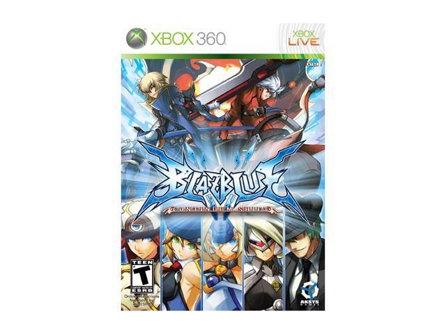 BlazBlue: Continuum Shift Xbox 360 Game