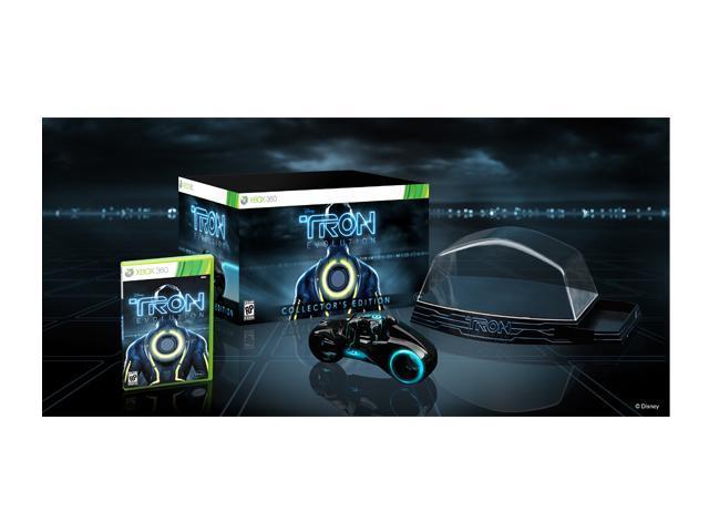 Tron: Evolution Collectors Edition Xbox 360 Game