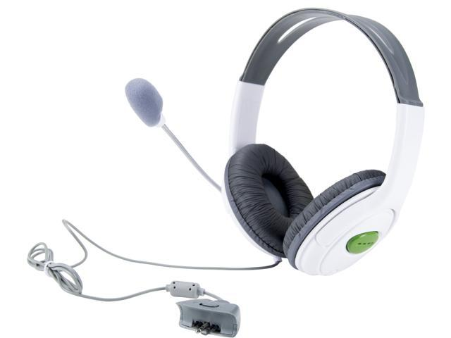 Arsenal Xbox 360 Headset - White