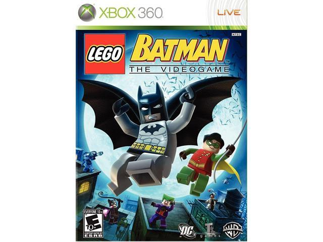 Lego Batman Xbox 360 Game