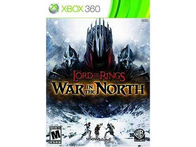 Lord of the Rings: War in the North Xbox 360 Game
