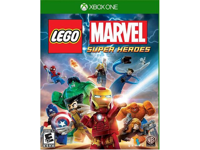 LEGO Marvel Super Heroes Xbox One Video Game