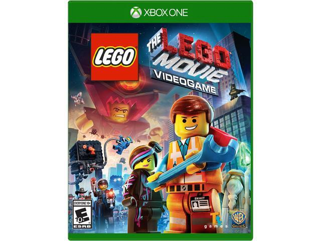 The LEGO Movie Videogame Xbox One Video Game