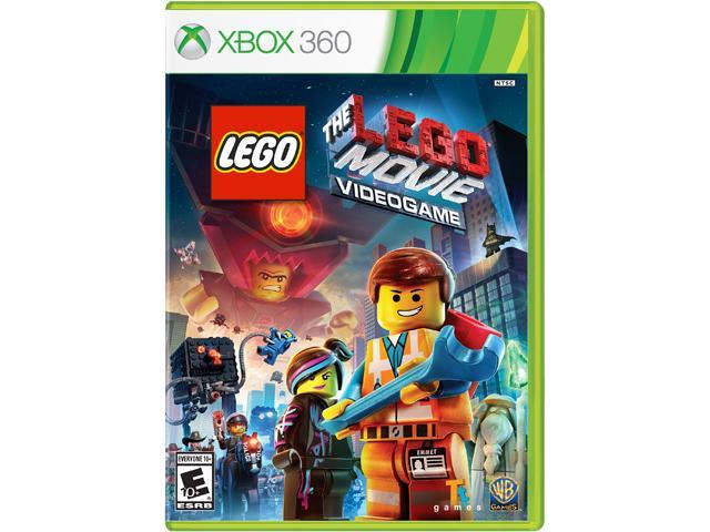 The LEGO Movie Videogame Xbox 360 Game