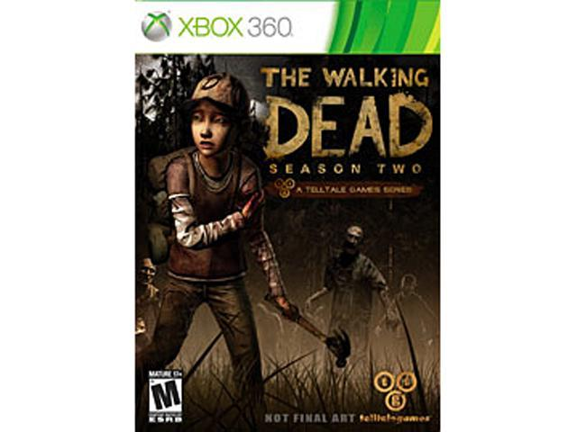 Walking Dead: Season 2 Xbox 360