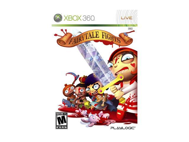 Fairytale Fights Xbox 360 Game