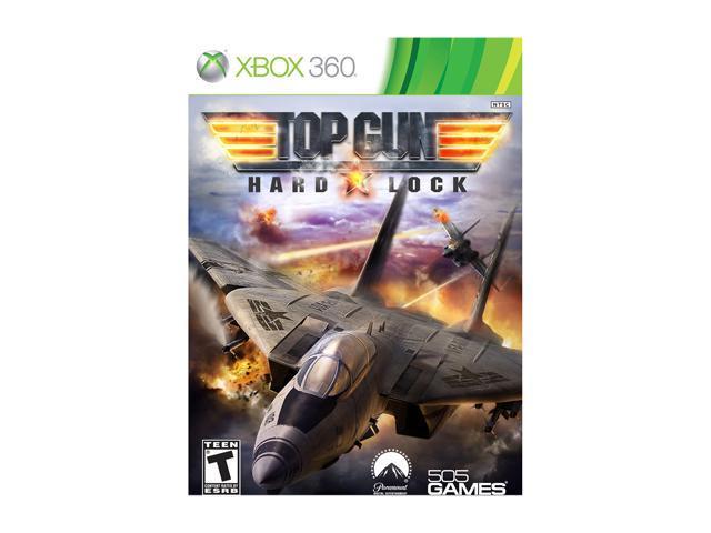 Top Gun Xbox 360 Game