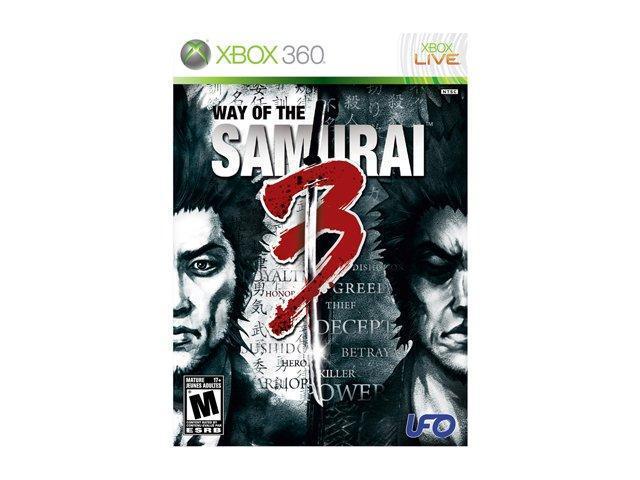 Way of the Samurai 3 Xbox 360 Game
