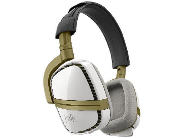 Polk Audio Melee Xbox 360 Gaming Headset - Desert White