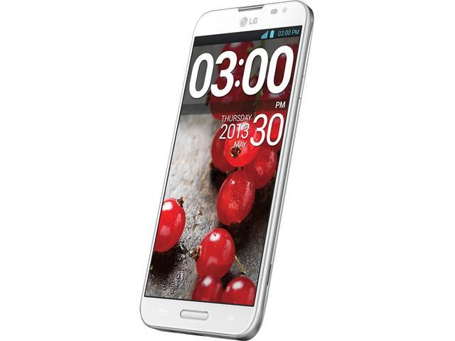 LG Optimus G Pro E980 White 3G 4G LTE Quad-Core 1.7GHz 32GB Unlocked GSM 4G LTE Android Phone