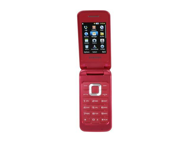 Samsung C3520 Pink Unlocked Cell phones