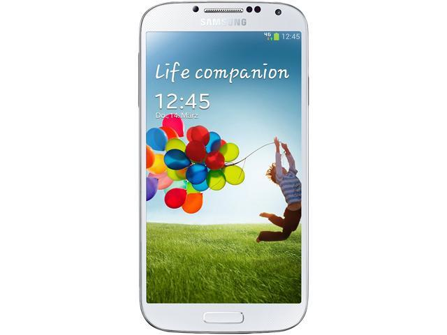 Samsung Galaxy S4 I9505 White 3G 4G LTE Quad-Core 1.9GHz 16GB Unlocked Cell Phone