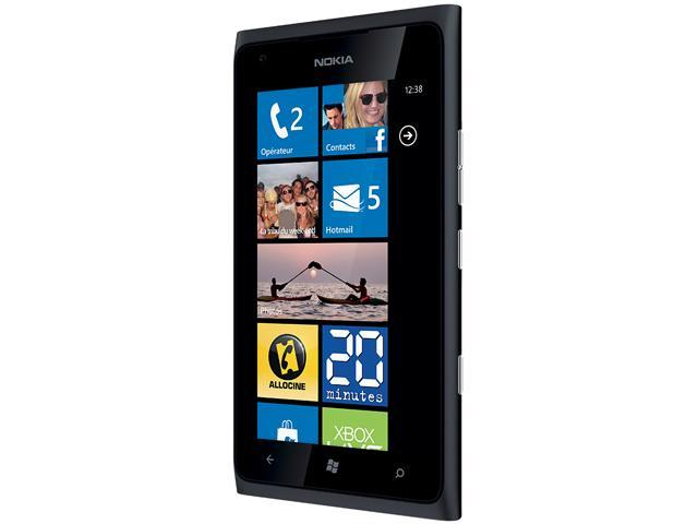 Nokia Lumia 920 Black 3G 4G LTE Dual-Core 1.5GHz 32GB 8.7 MP Camera Unlocked GSM Smart Phone